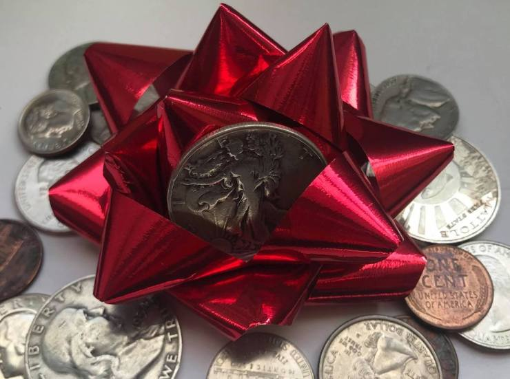 Coin Collector Gift Guide Presents