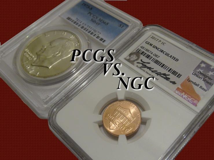 PCGS vs NGC Grading Company
