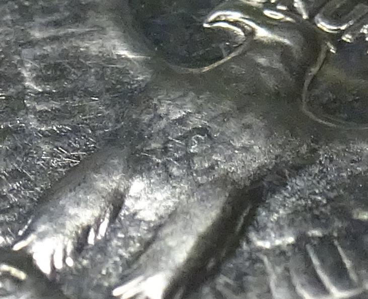 Superbird 1952S Quarter Close Up