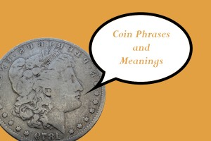 Coin Phrases and MEanings Header image Morgan Dollar Idiom