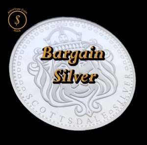 Scotttsdale Silver BARGAIN header