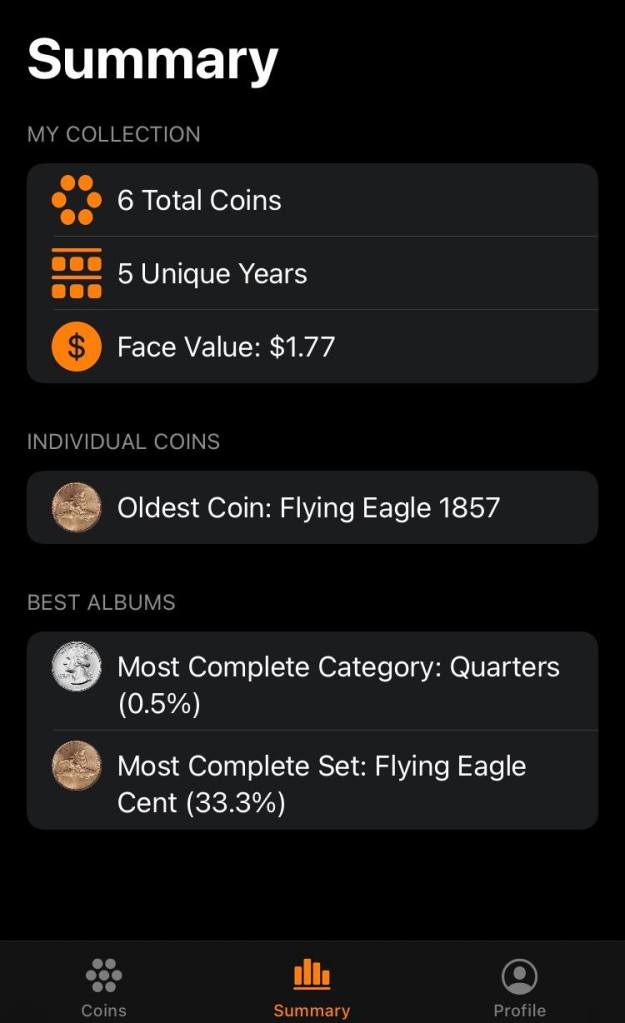 LuckyCoin Screenshot Summary