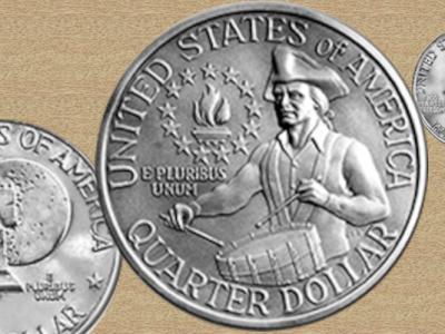 Bicentennial Coin Header 2 Little Drummer Boy Coins